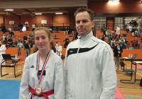 Bronzen medaille op District Zuid Stijlkampioenschap