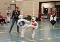 Meijelse taekwondoka's pakken prijzen tijdens Ohdokwan sparringstoernooi in Venlo