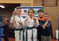 Toffe ervaring op Open Zuid Nederlandse kampioenschappen