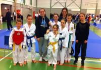 Taekwondo Meijel scoort goed op Zuid Nederlands Kampioenschap
